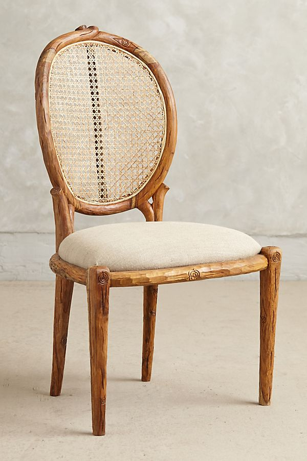 Sensational Armless Cane Back Dining Chair Anthropologie Unemploymentrelief Wooden Chair Designs For Living Room Unemploymentrelieforg