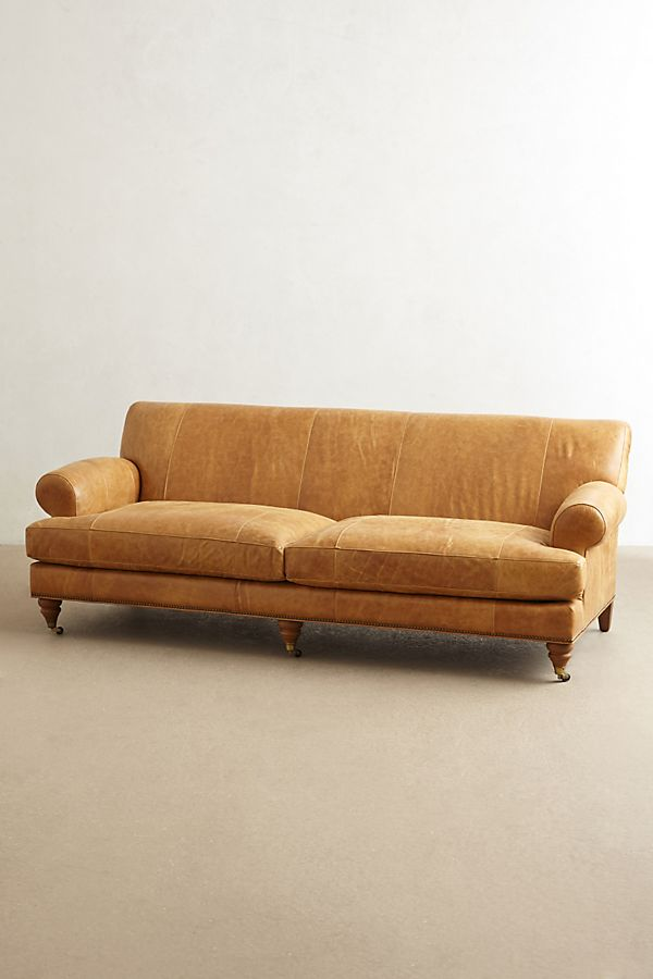 Pleasing Leather Willoughby Sofa Download Free Architecture Designs Intelgarnamadebymaigaardcom
