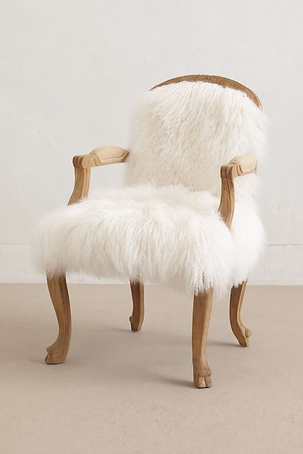 Fine Luxe Fur Occasional Chair Alphanode Cool Chair Designs And Ideas Alphanodeonline