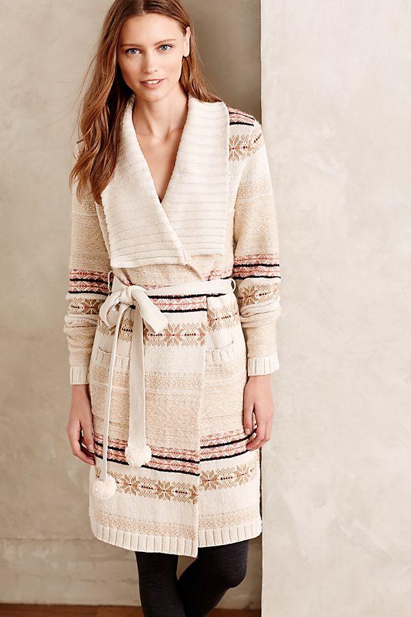 ad15a35f6fa2 Fireside Sweater Robe