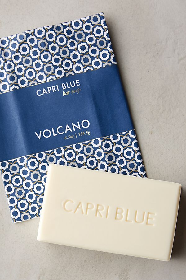Slide View: 1: Capri Blue Volcano Bar Soap