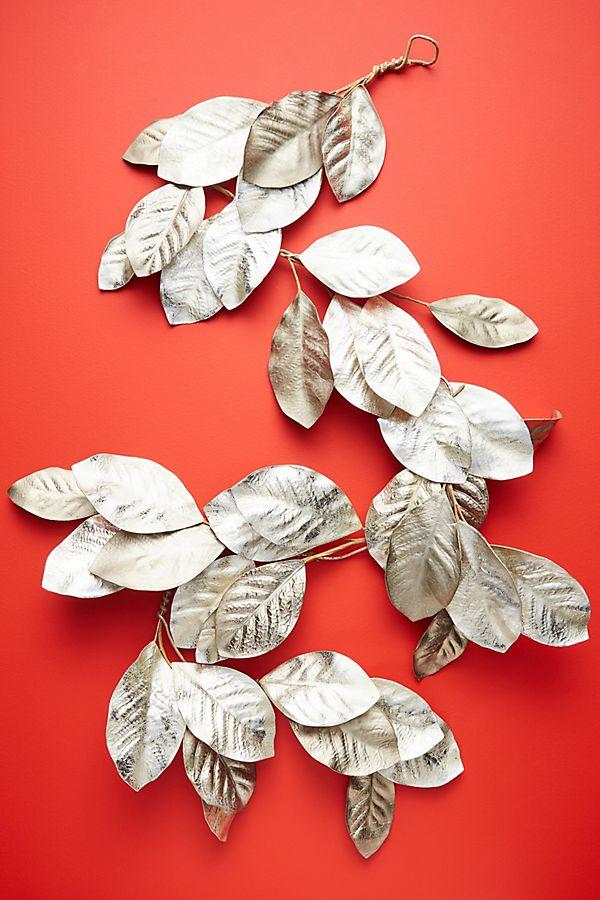 Magnolia Garland by Anthropologie