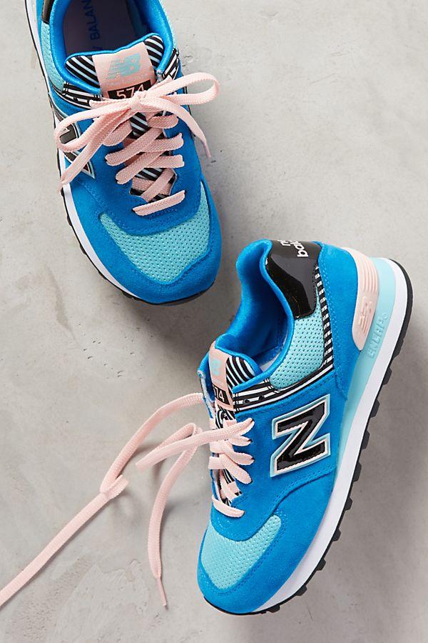 site réputé 07d48 08119 New Balance WL 574 Sneakers | Anthropologie