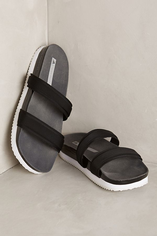 32795ccfced3 Adidas by Stella McCartney Athletic Slides