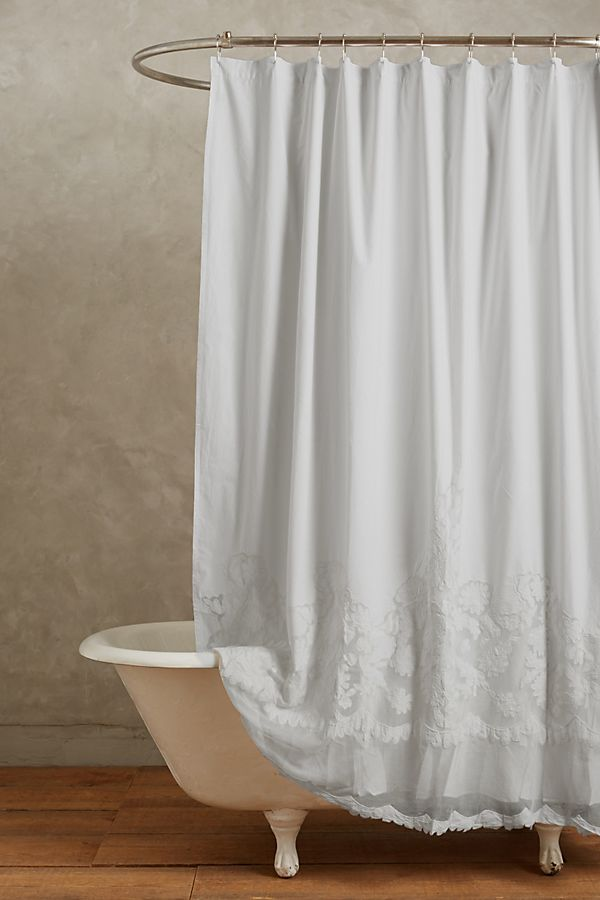 Shower Curtains.Caprice Shower Curtain