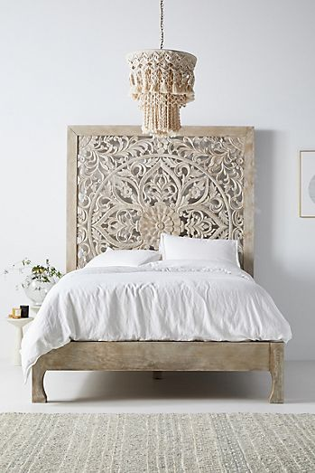 new product 85576 7b944 Bohemian Bed Frames & Unique Headboards | Anthropologie
