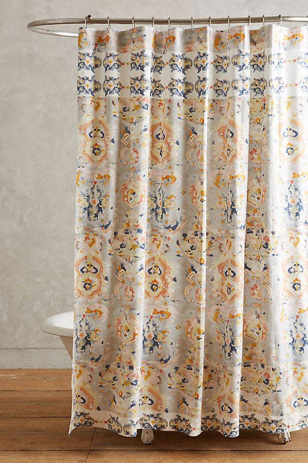 Slide View: 1: Orissa Shower Curtain