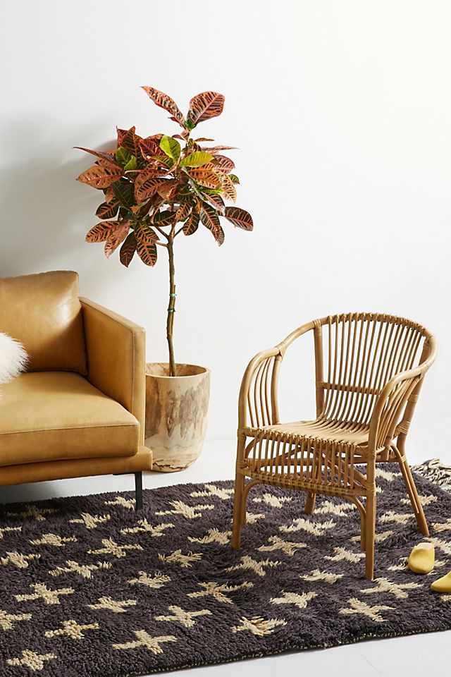 Pari Rattan Chair Anthropologie