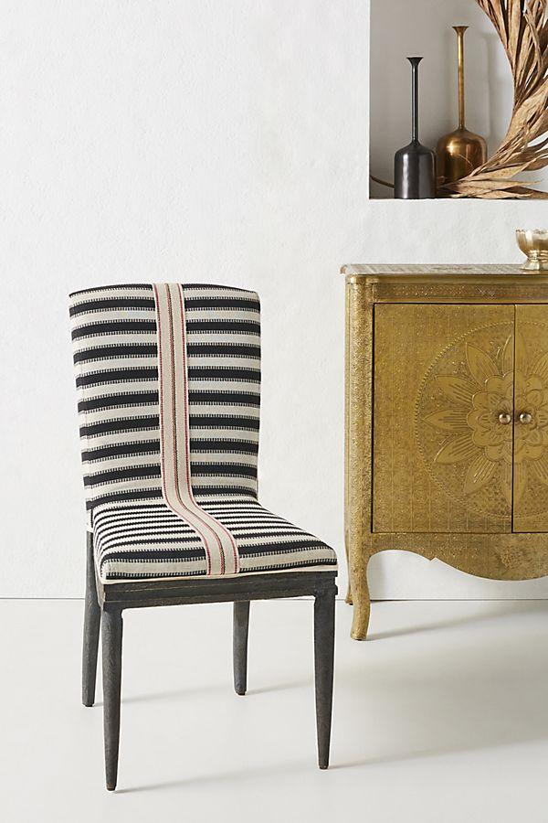 Pleasant Grassland Stripe Dining Chair Unemploymentrelief Wooden Chair Designs For Living Room Unemploymentrelieforg
