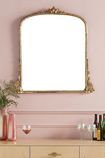 Prime Decorative Mirrors Vintage Mirrors Anthropologie Beutiful Home Inspiration Ponolprimenicaraguapropertycom