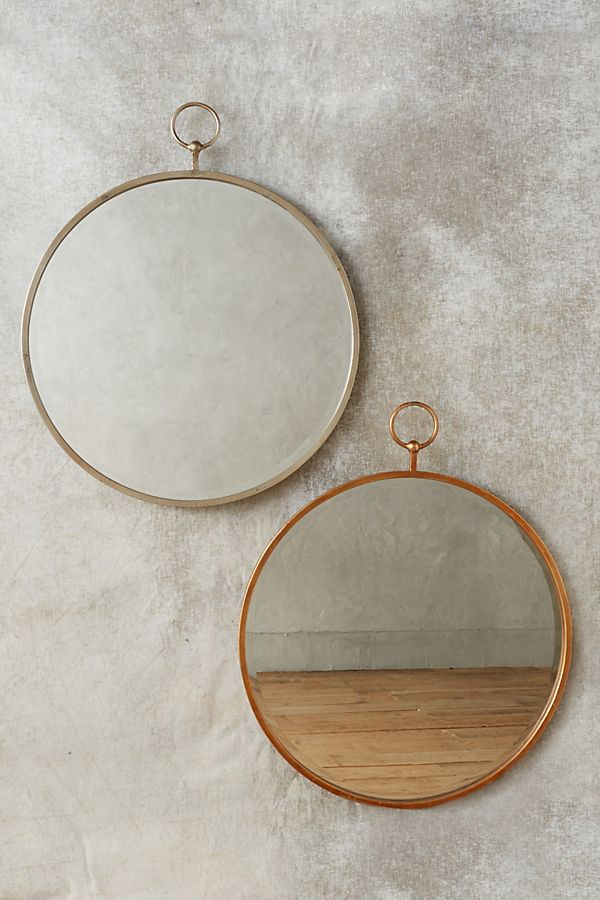 Slide View: 3: Hoop Mirror
