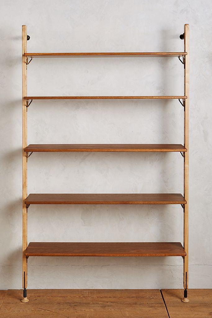 Kalmar Wall Mounted Bookshelf