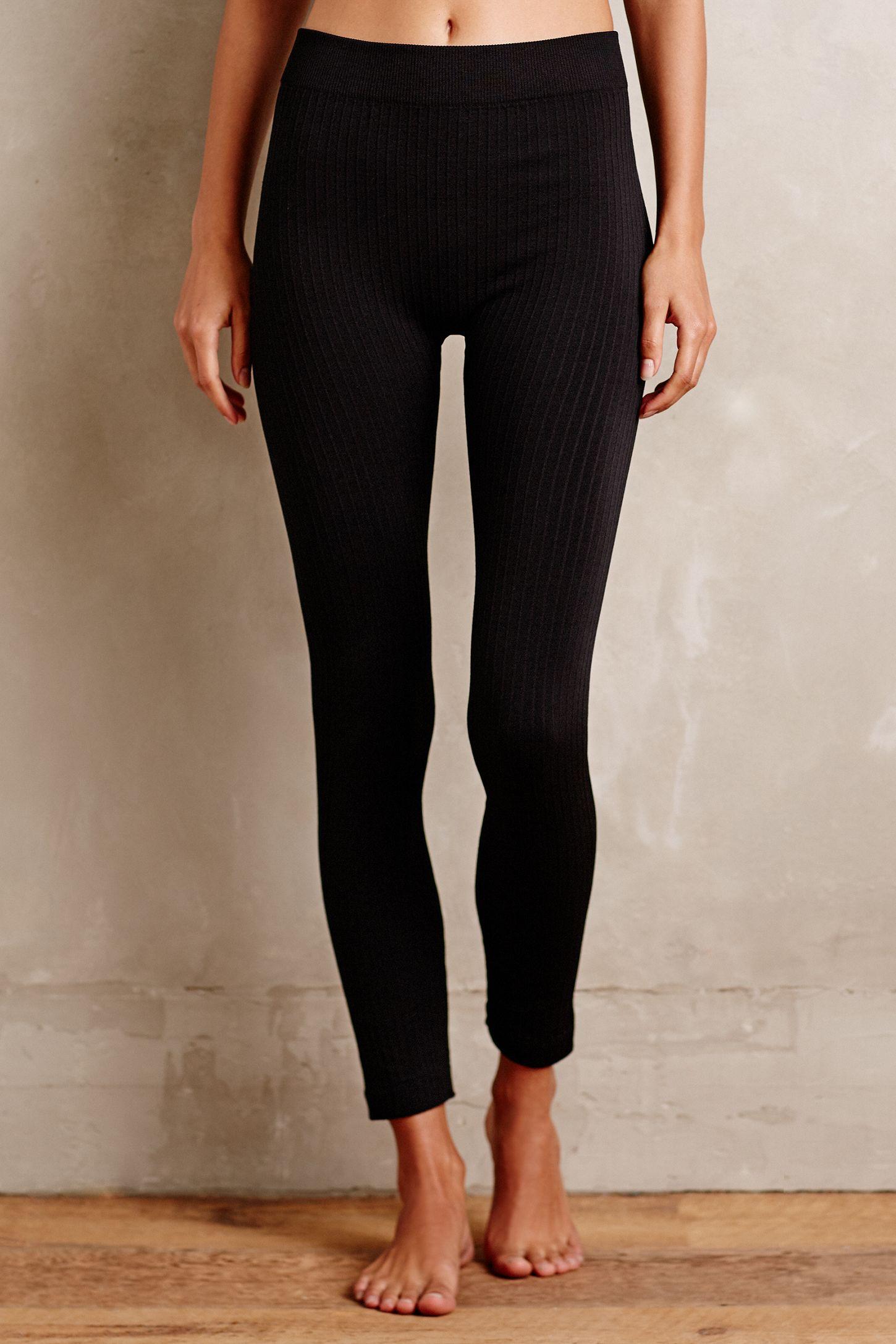 dcecd8986ec38 Fleece-Lined Leggings   Anthropologie