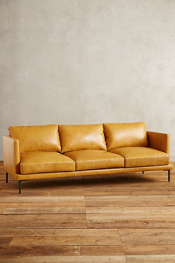 Fantastic Premium Leather Linde Sofa Ocoug Best Dining Table And Chair Ideas Images Ocougorg