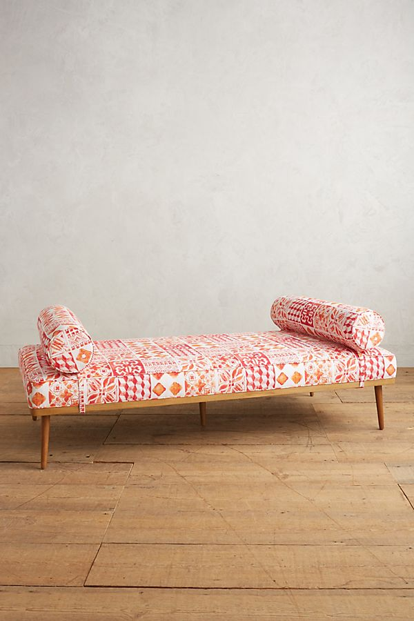 Slide View: 1: Tile Print Darcy Daybed