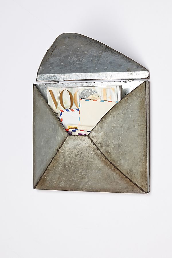 Slide View: 1: Welded Letter Holder