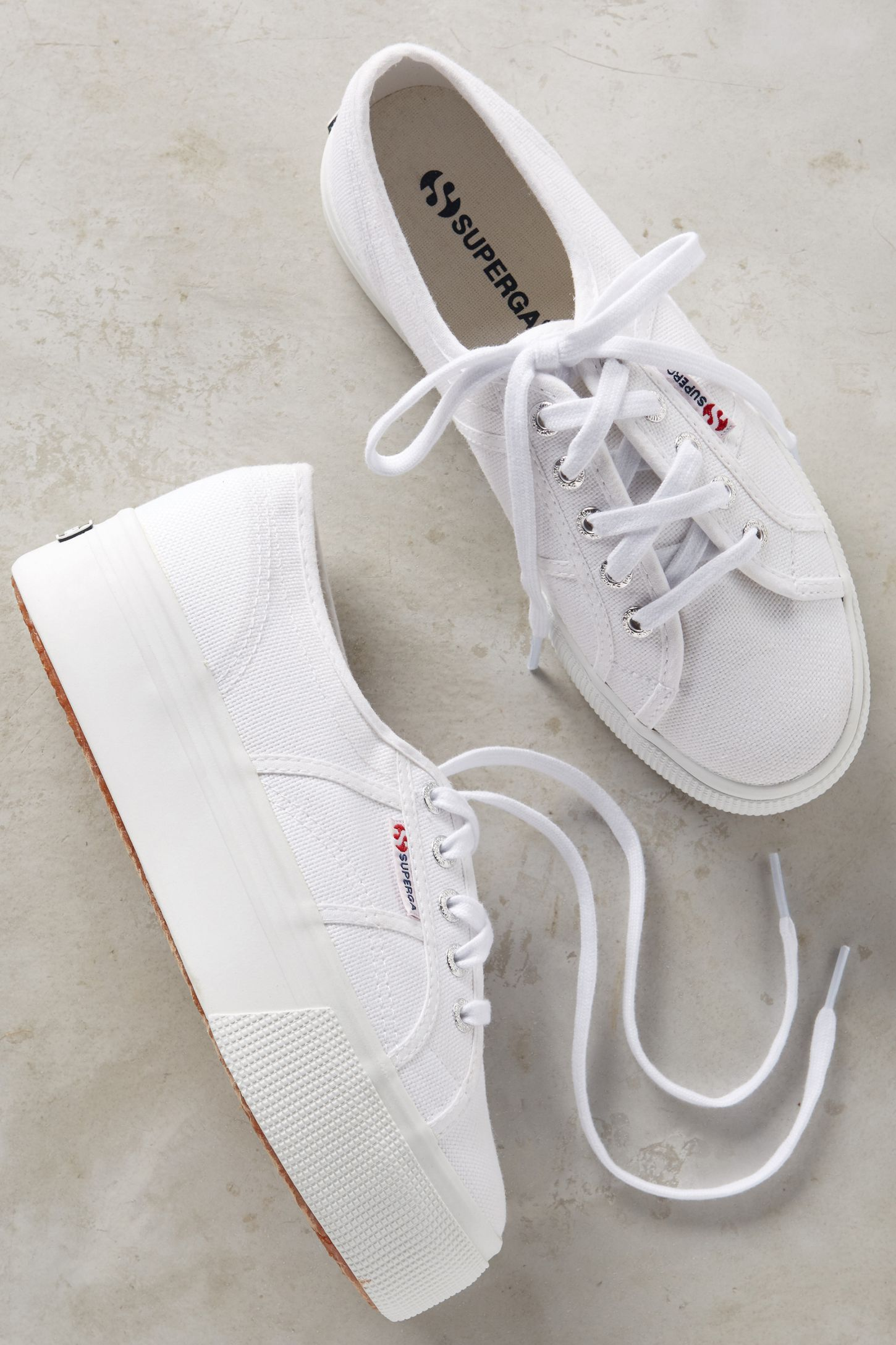 23e011267d5e Superga Platform Sneakers. Tap image to zoom. Hover your mouse over an  image to zoom. Double Tap to Zoom