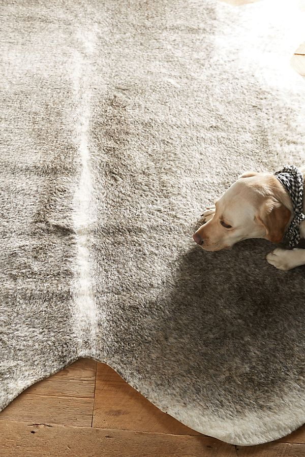 Slide View: 3: Rustic Living Rug