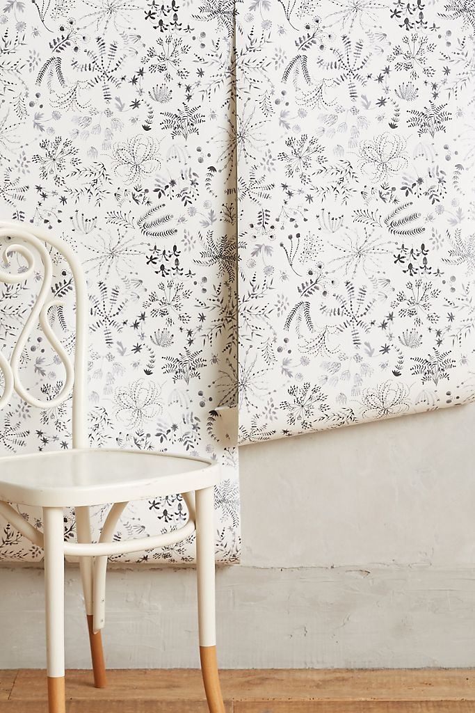 Anthropologie Meadowfield Wallpaper Anthropologie