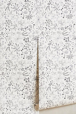 Anthropologie Meadowfield Wallpaper by Anthropologie
