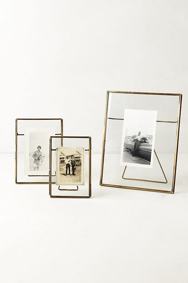 Pressed Glass Photo Frame Top-Rated Home Accessories