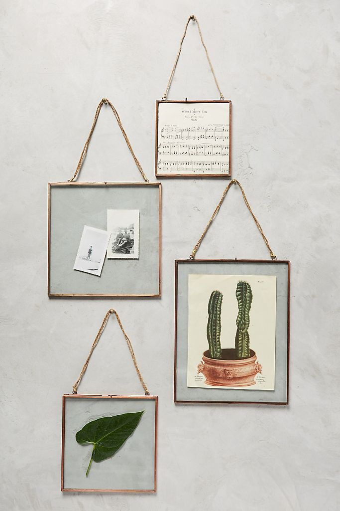 Viteri Hanging Frame Anthropologie