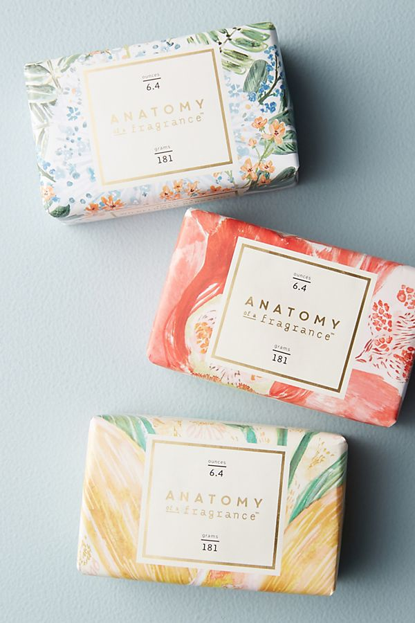 Slide View: 3: Anatomy Of A Fragrance Bar Soap
