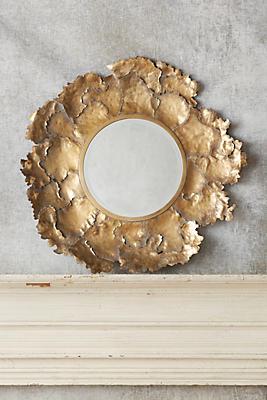 Slide View: 1: Autumn Leaf Mirror