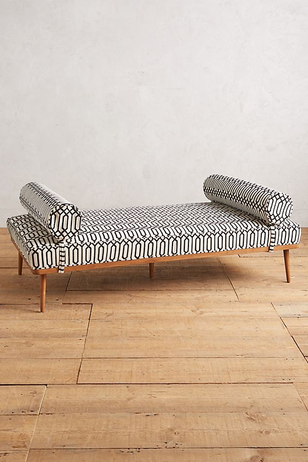 Trellis-Woven Darcy Daybed
