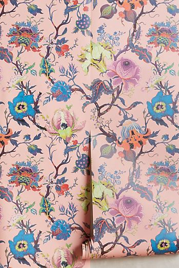Wallpaper Anthropologie