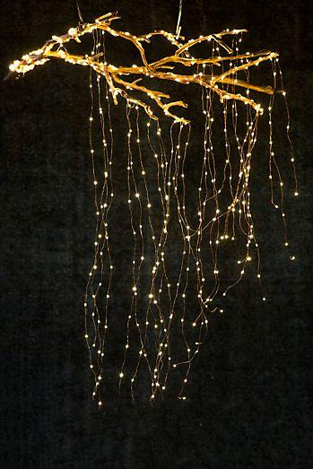 Stargazer Cascade Falls Lights 7 Plug In