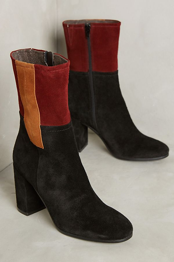 brand new 2a34d eaa65 Alba Moda Lorraine Suede Boots