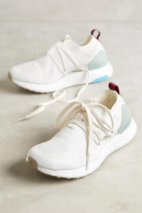 b0febf30a Adidas by Stella McCartney White Ultra Boost Sneakers