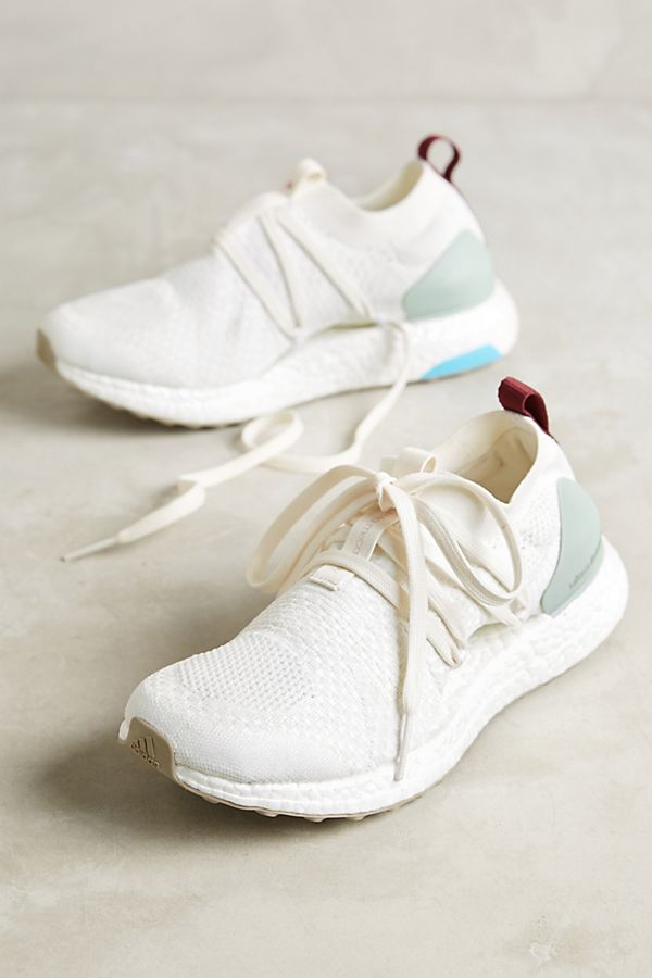 f64d6bbe016 Adidas by Stella McCartney White Ultra Boost Sneakers