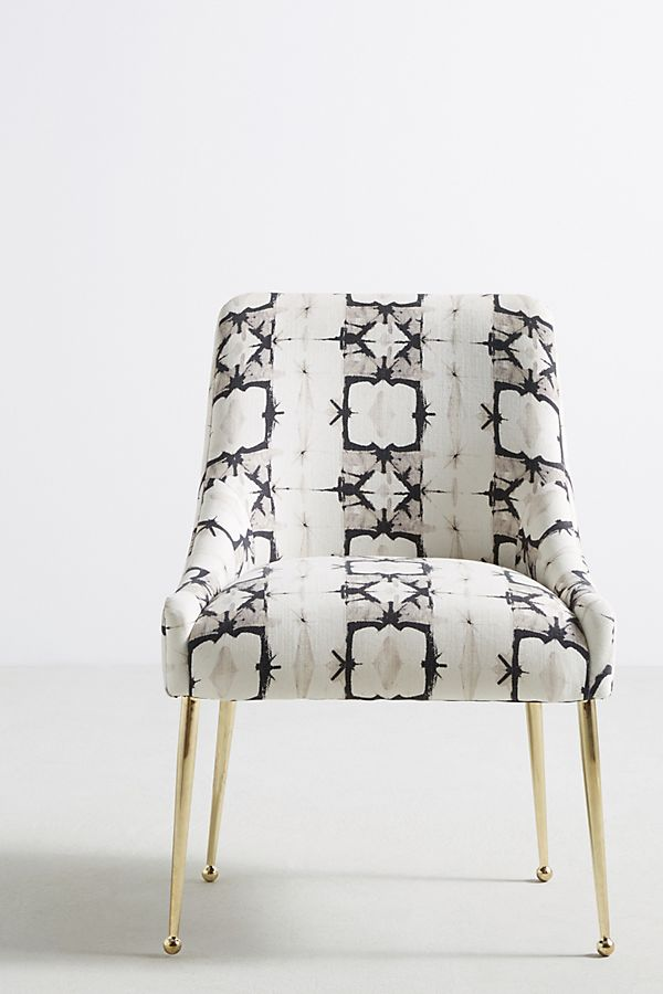 Slide View: 1: Minara-Printed Elowen Chair