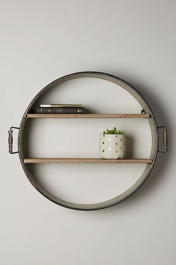 Slide View: 1: Calhoun Circular Shelf
