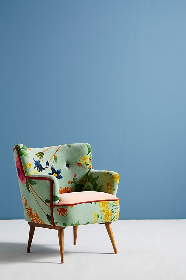 Accent Chairs.Floret Petite Accent Chair