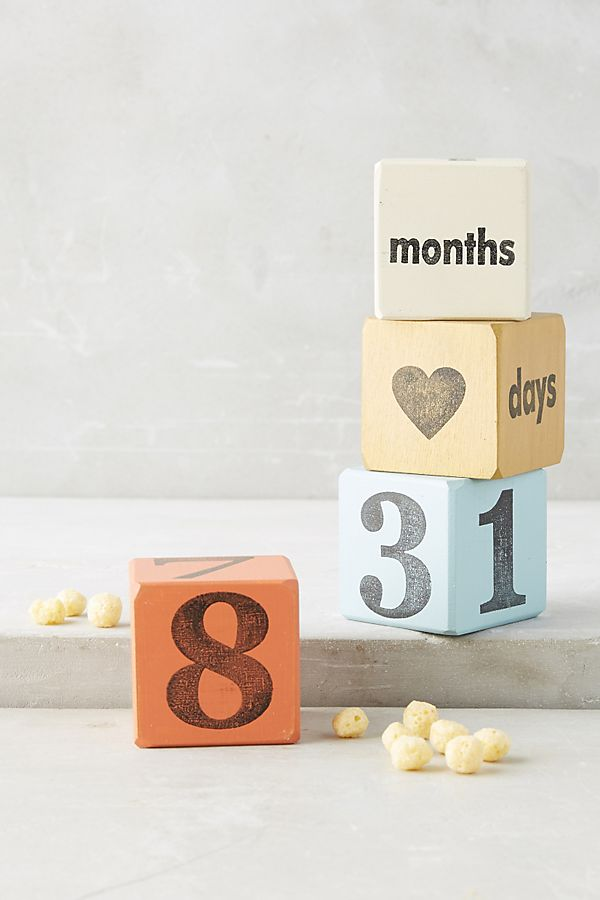 Slide View: 1: Baby Days Blocks