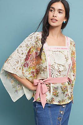 Slide View: 1: Begonia Blouse