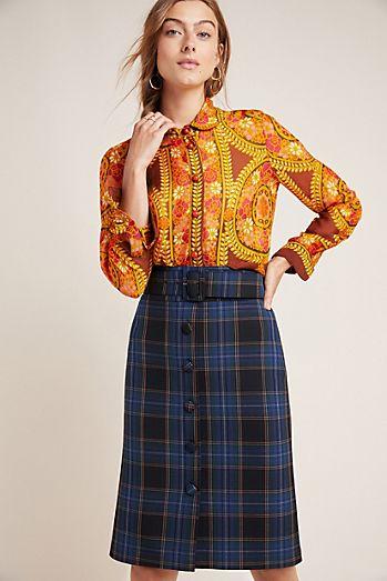 4e6469ed747 Women's Button Down Shirts & Dress Shirts   Anthropologie