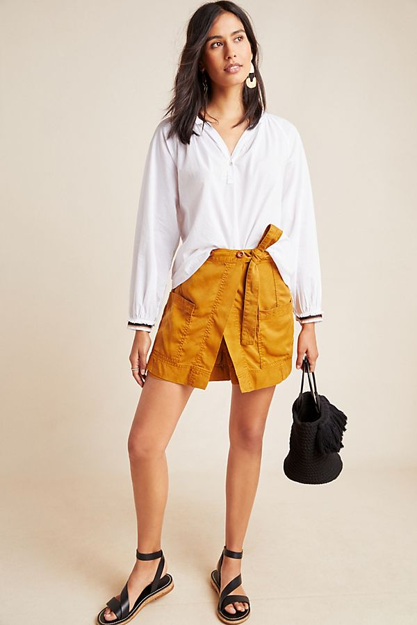 Slide View: 1: Andy Peasant Blouse