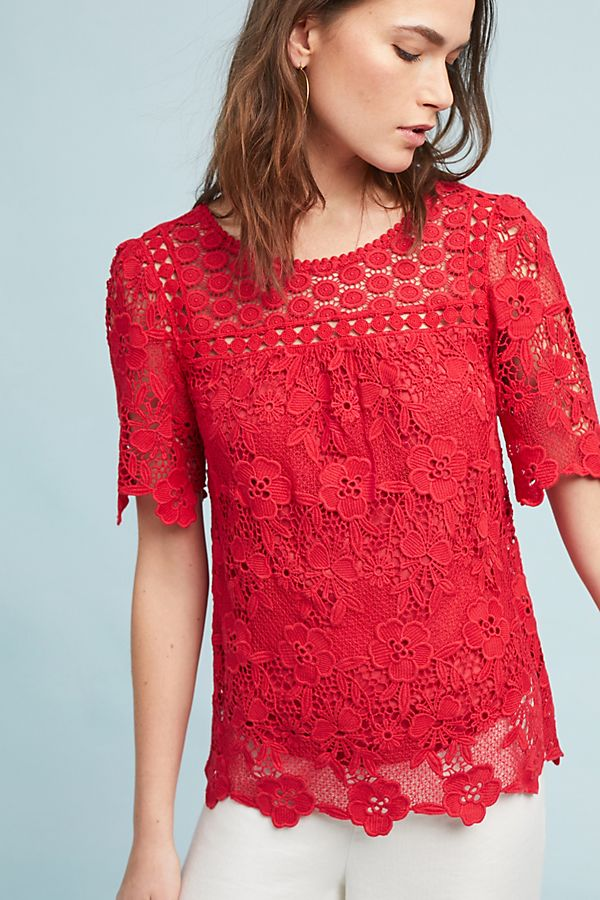 a351f3ee8eb0f Candace Lace Top
