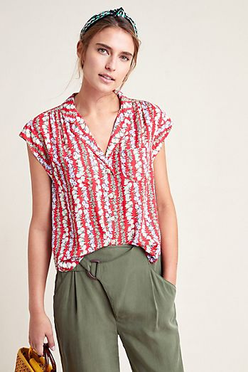 2f0b860322e77 52 Conversations By Anthropologie - Tops   Shirts For Women ...