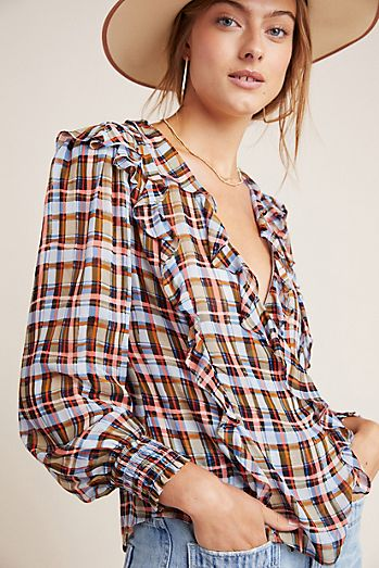 057cb5cc75 Tops & Shirts for Women | Anthropologie
