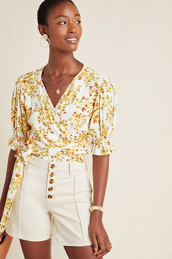 Slide View: 1: Faithfull Mali Blouse