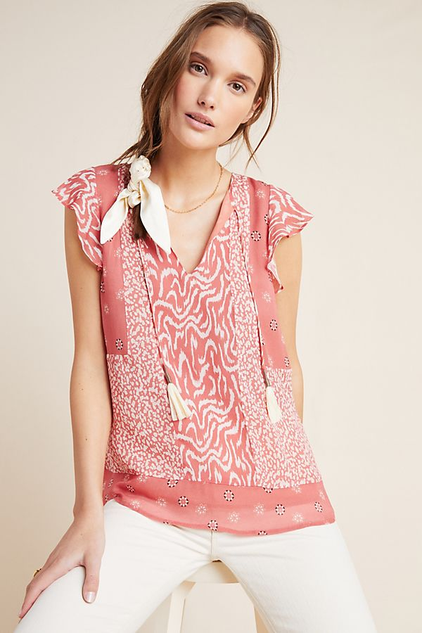 Slide View: 1: DOLAN Collection Kelsey Blouse