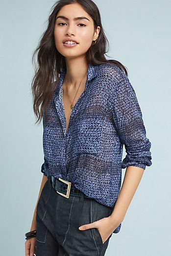 181f14bc7b6 Cloth   Stone Tiffany Buttondown