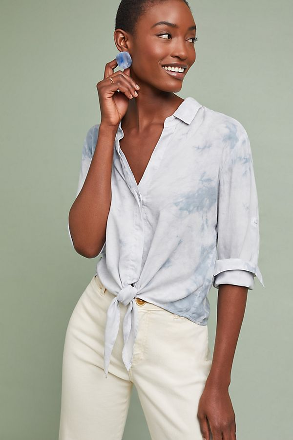 Slide View: 1: Cloth & Stone Clara Buttondown