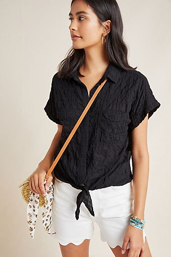 Nwt Zoey Anthropologie Brown Linen Outfit Size M Buy One Get One Free Women's Clothing