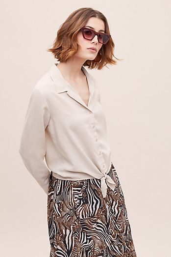 7343ca74cb Sale Tops & Blouses   Anthropologie